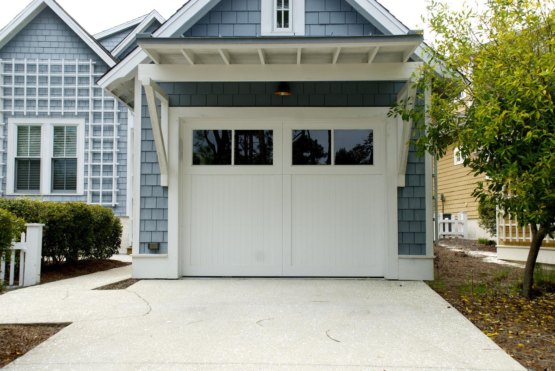 brama garaż